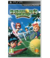 Everybody's Tennis [Essentials, русская документация] (PSP)